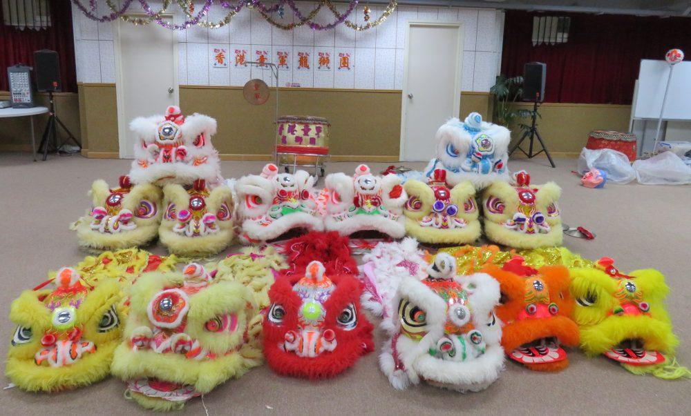 香港童軍龍獅藝團
