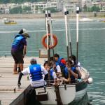 海上活動訓練