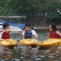 獨木舟體驗